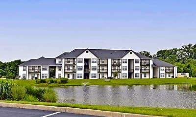 Building, Abbie Lakes, 0