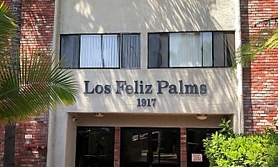 Los Feliz Palms, 1