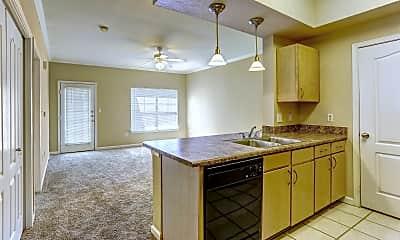 Kitchen, Cason Estates, 2