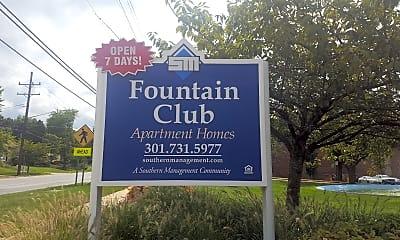 Fountain Club Apartment Homes, 1