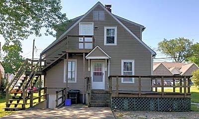 Building, 411 E 11th St, 1