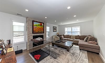 Living Room, 28 Kirkwood St HOUSE, 2