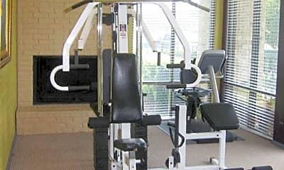 Fitness Weight Room, 1301 Park Pl Blvd, 2