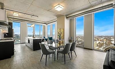 Dining Room, 315 1st Ave NE 1954, 1