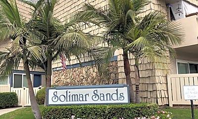 Solimar Sands, 1
