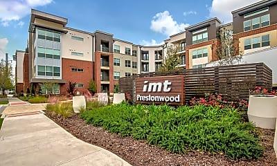 Community Signage, IMT Prestonwood, 2