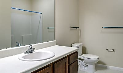 Bathroom, Highland Trace, 2