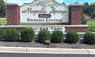 MAGNOLIA SPRINGS EAST, 1
