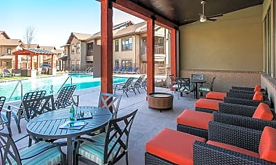Patio / Deck, Creekside Townhomes, 1