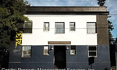 Building, 7437 N Saint Louis Ave, 2
