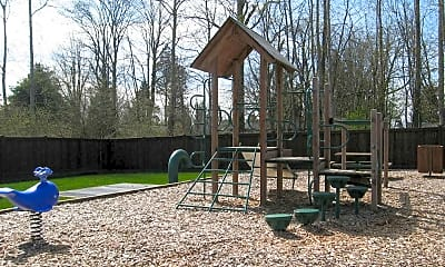 Playground, Cedar Park, 2