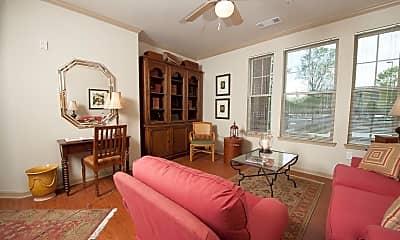 Living Room, Walton Oaks, 1
