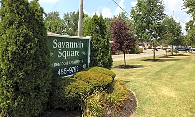 Community Signage, 4705 Cofer Ave, 2