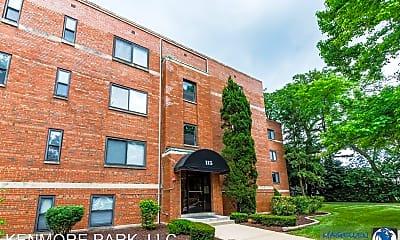 Building, Kenmore Park Apartments, 0