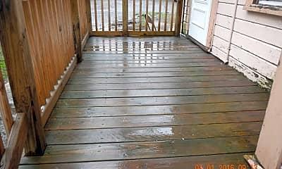 Patio / Deck, 134 Bassett St, 1