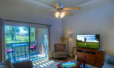 Living Room, 3600 N Hayden Rd 2604, 0