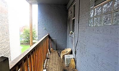 Patio / Deck, 3842 N Bernard St, 2