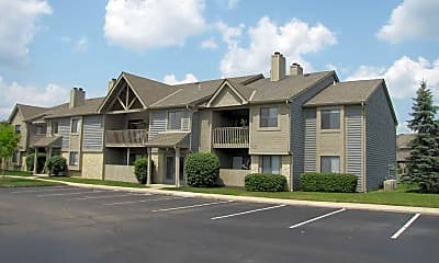 Building, Olde Mill Lakes, 1