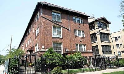 Building, 5528 S. Cornell Avenue, 0