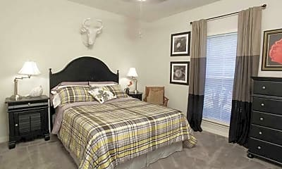 Bedroom, South Bluffs Apartments, 2