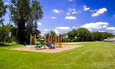 Playground, Edwardsville Village, 2
