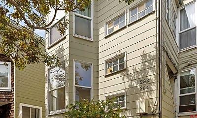 Building, 282 Monterey Blvd, 1