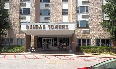 Dunbar Towers Apts, 1