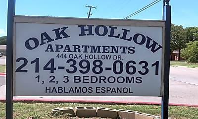 Oak Hollow1, 1