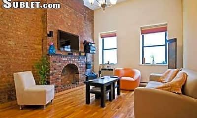 Living Room, 429 W 24th St, 0