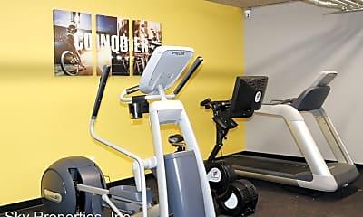Fitness Weight Room, 706 N Alvarado St, 2