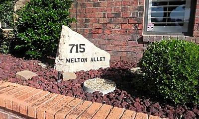 Community Signage, 715 Melton Alley, 0