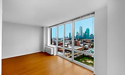 Living Room, 5-11 47th Avenue #12D, 2