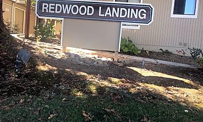 Redwood Landing, 1