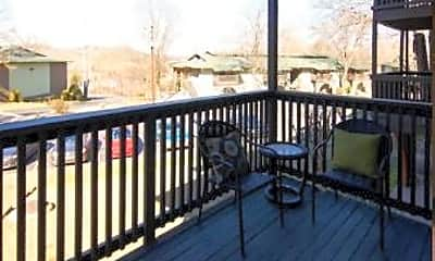 Patio / Deck, The Views On The Cumberland, 2