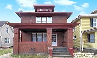Building, 1110 W Jefferson Blvd, 0