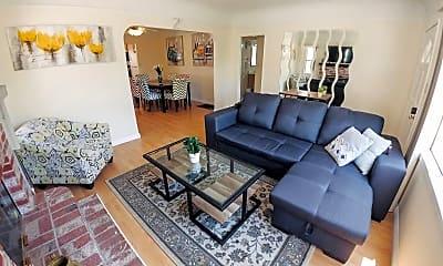 Living Room, 2079 Watson St, 0