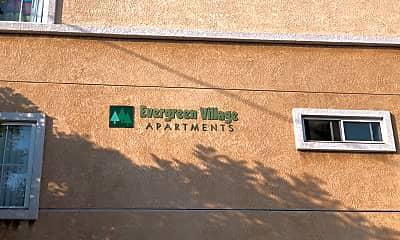 Evergreen Village Apartments, 1