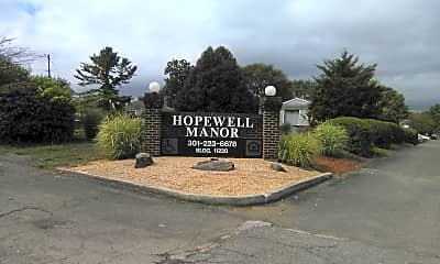 Hopewell Manor Apartments, 1