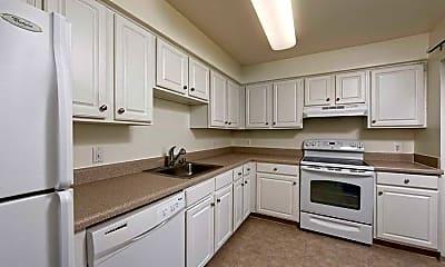 Kitchen, Avalon at Fairway Hills, 1