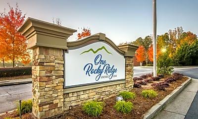 Community Signage, One Rocky Ridge, 2