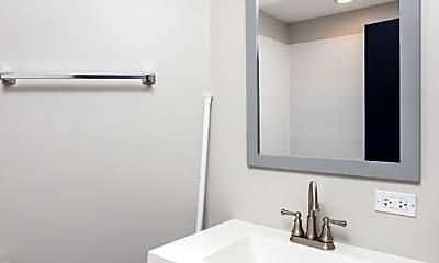 Bathroom, 2014 W Wabansia Ave, 2