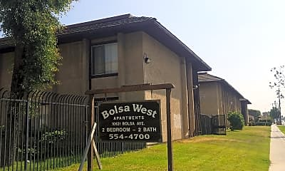 Bolsa West, 1