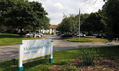 Menomonee Place, 1