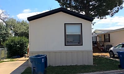 Building, 2885 E Midway Blvd, 1