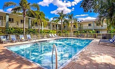 Pool, Bayshore Flats, 2
