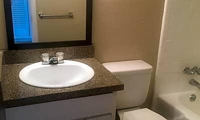 Bathroom, 1101 Clayton Ln, 2