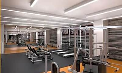 Fitness Weight Room, 247 E 28th St, 1