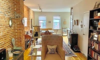 Living Room, 10 Garden Ct St, 0