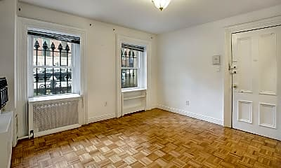 Living Room, 35 Beekman Pl, 1