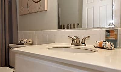 Bathroom, Village West, 2